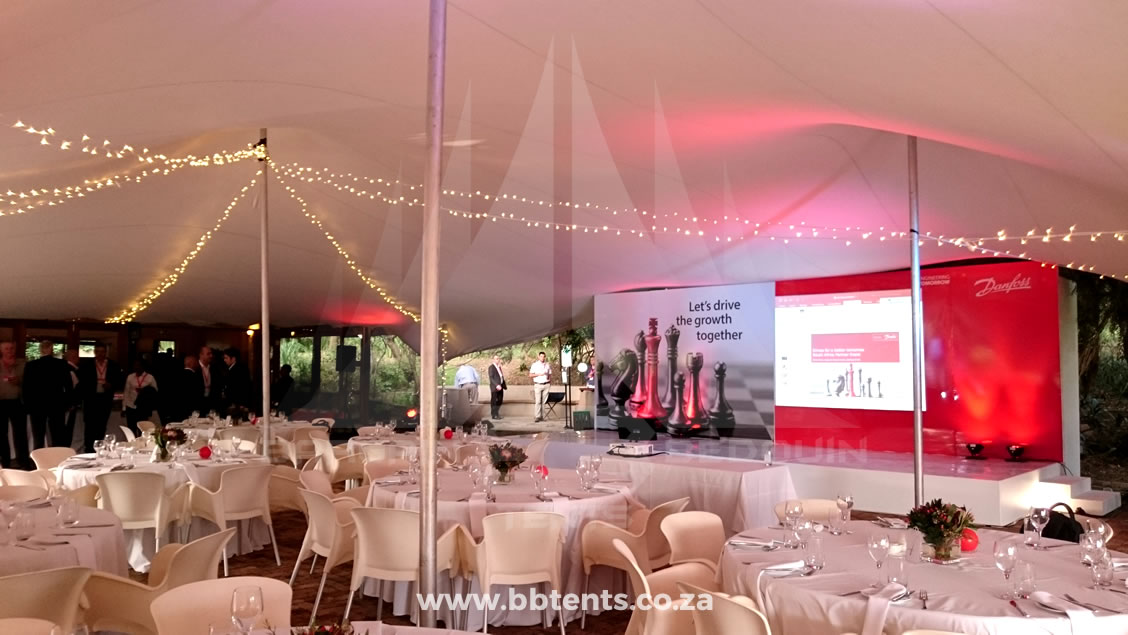 Conference Tent Hire