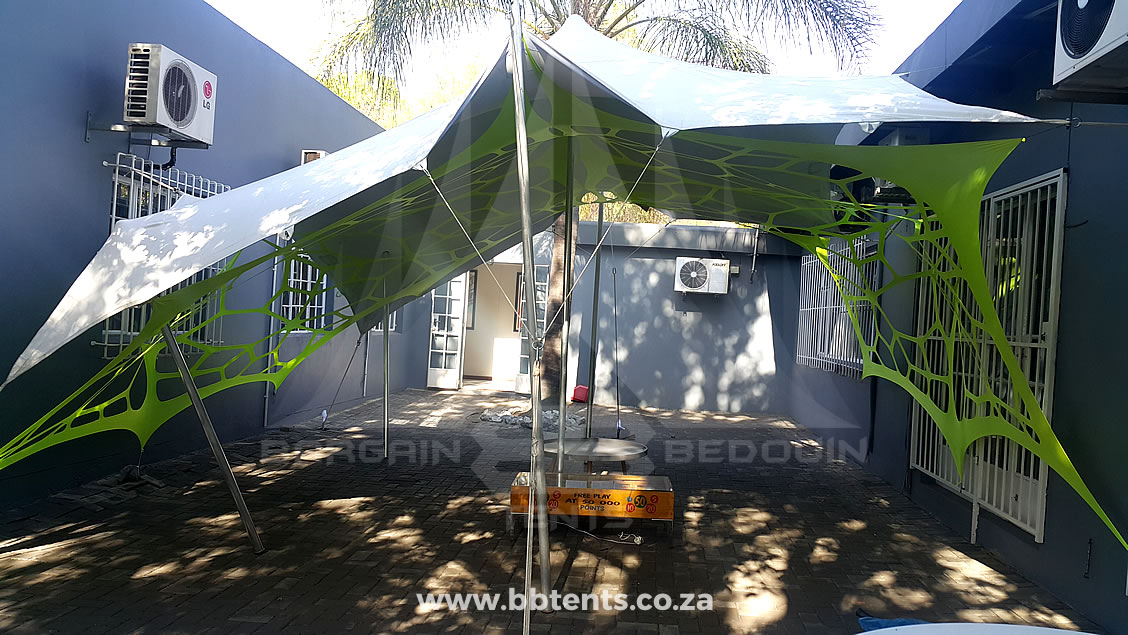 Court Yard Tent Hire
