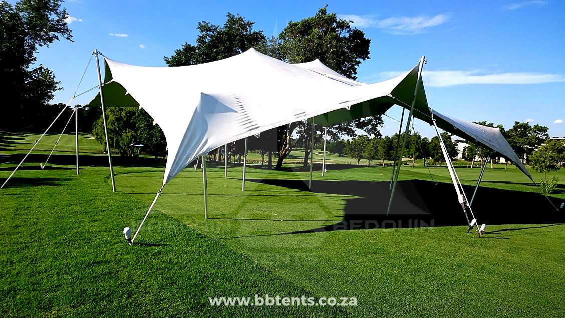 Golf Day Tent Hire