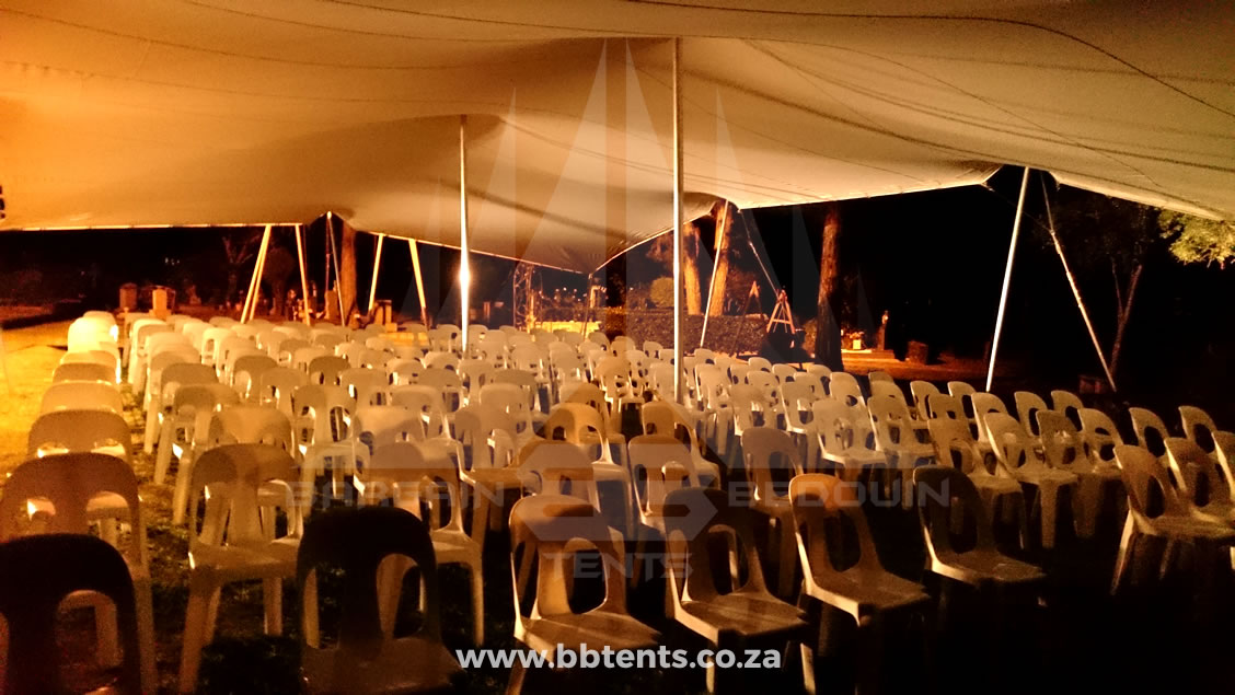 Night Event Tent Hire
