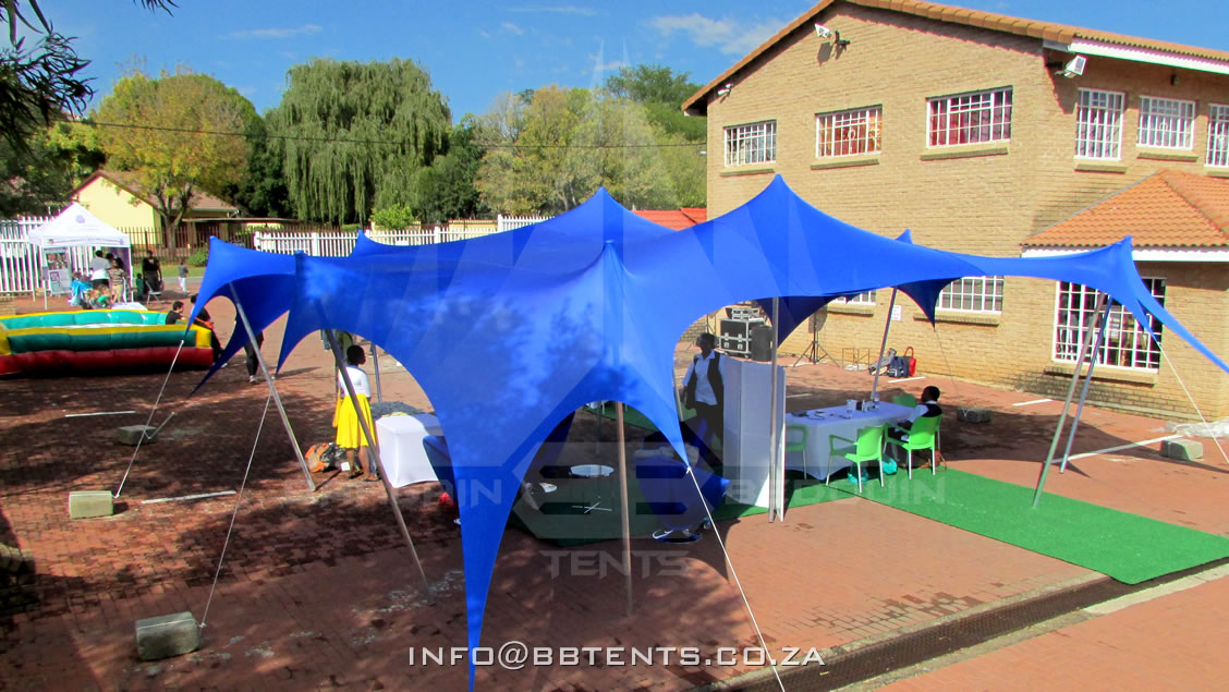 Shade Stretch Tents