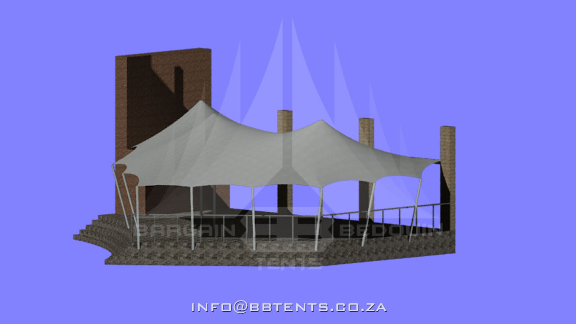 Engineering Permanent Tent Structures