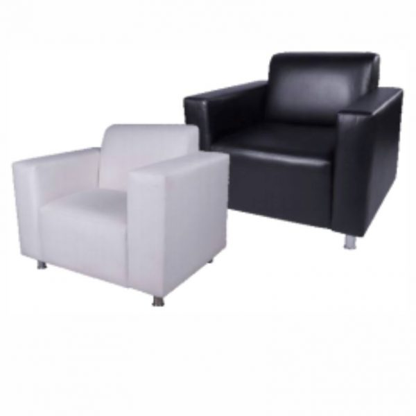 single seater couch hire