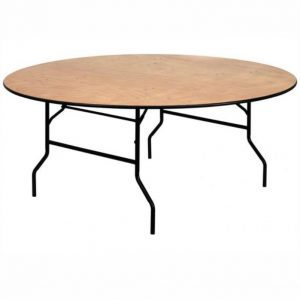 round banquet table hire
