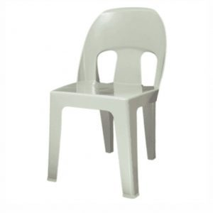 plastic ancona chair hire