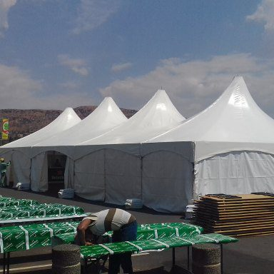 marquee hire under tent hire
