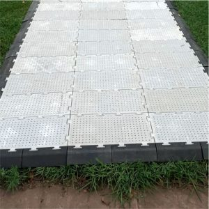 Turf protection flooring hire